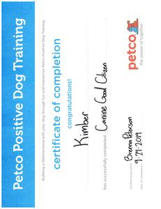 Kimber Petco CGC